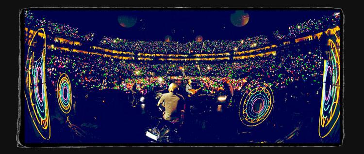 Roadie #42 Blog #160 | Coldplay