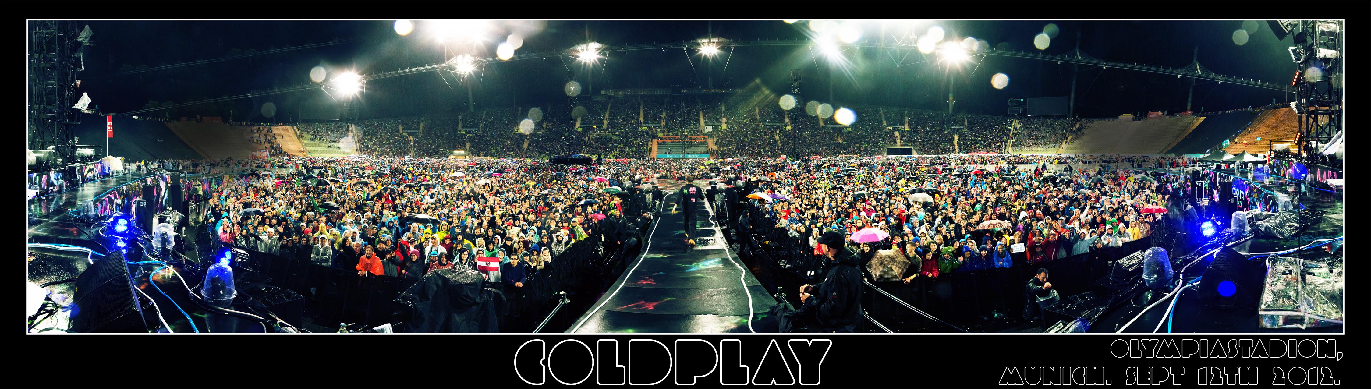 Coldplay: Ne... Google Earth