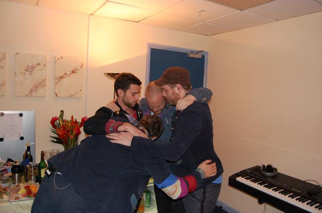 Photoblog live desde Birmingham 02/12/08 Brumhug