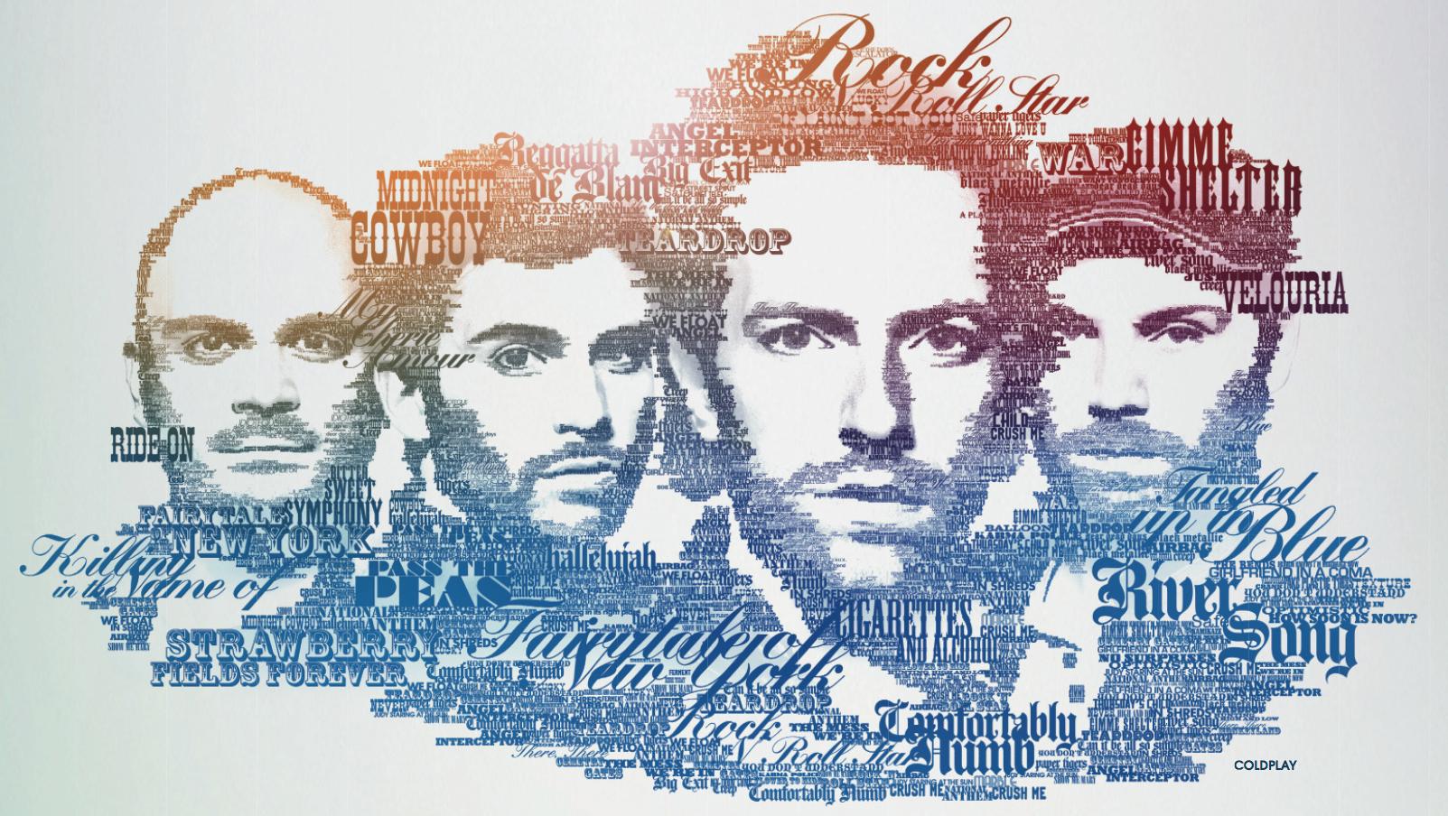 Coldplay Cpsongs