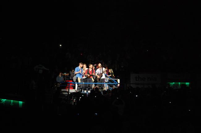 Photoblog live desde Birmingham 02/12/08 Cstage6