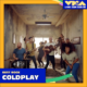 Coldplay up for Best Rock at MTV VMAs